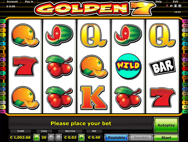 Golden 7's