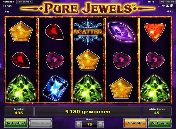 pure jewels spielen