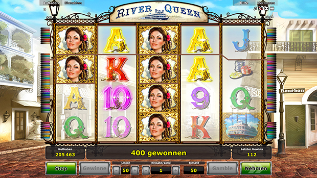 river queen spielen