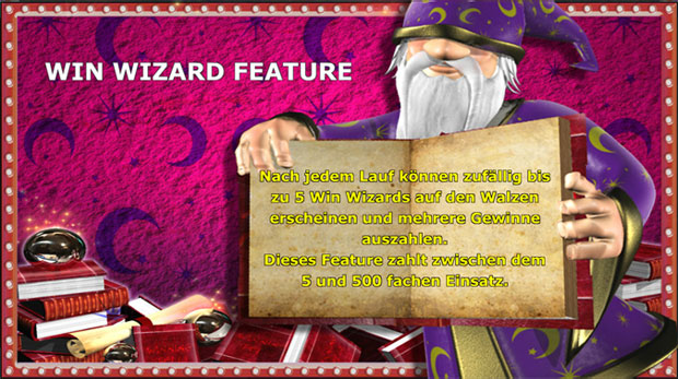 Win Wizard Feature